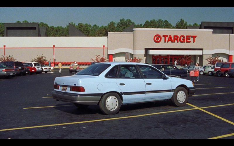 Target – Road Trip (2000) Movie Product Placement