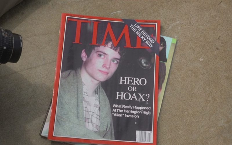 Time Magazine – The Faculty 1998