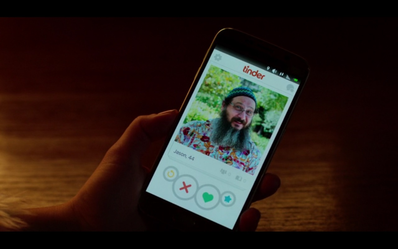Tinder  - Bad Santa 2 (2016) Movie Product Placement