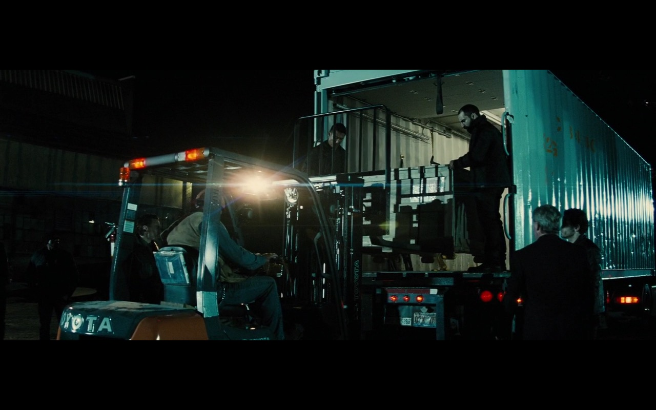 Toyota – Batman v Superman: Dawn of Justice (2016) Movie Product Placement