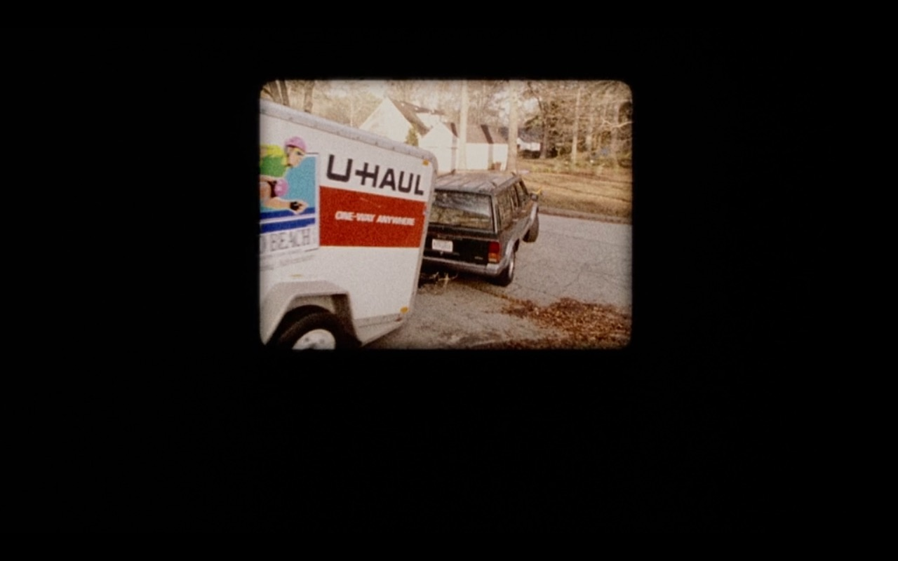 U-Haul – Road Trip (2000) Movie Product Placement