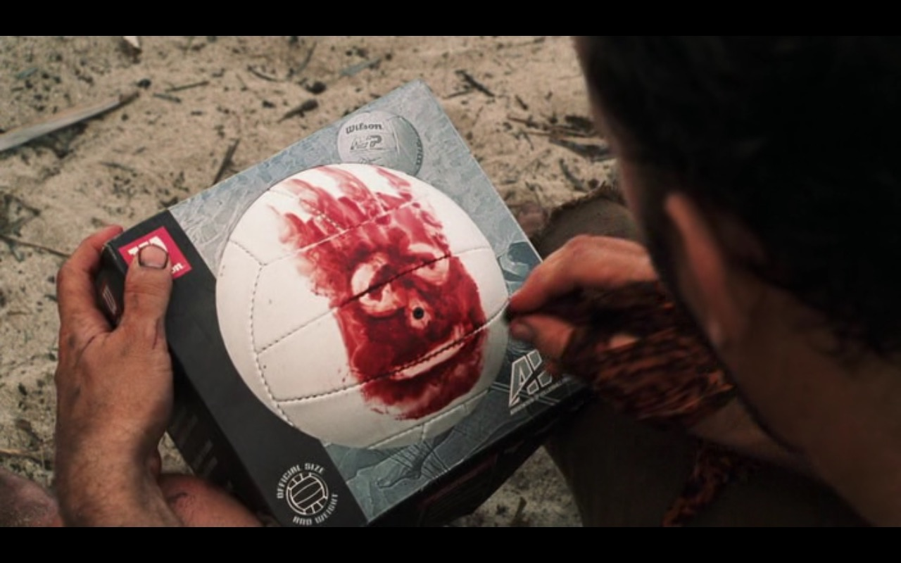 Wilson – Cast Away (2000) Movie Product Placement
