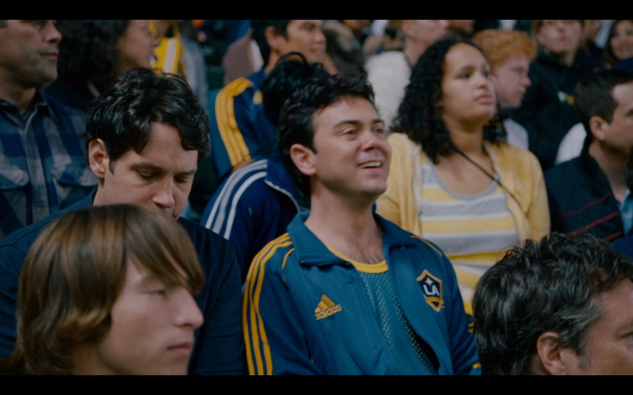 Adidas Jackets  - I Love You, Man (2009) - Movie Product Placement