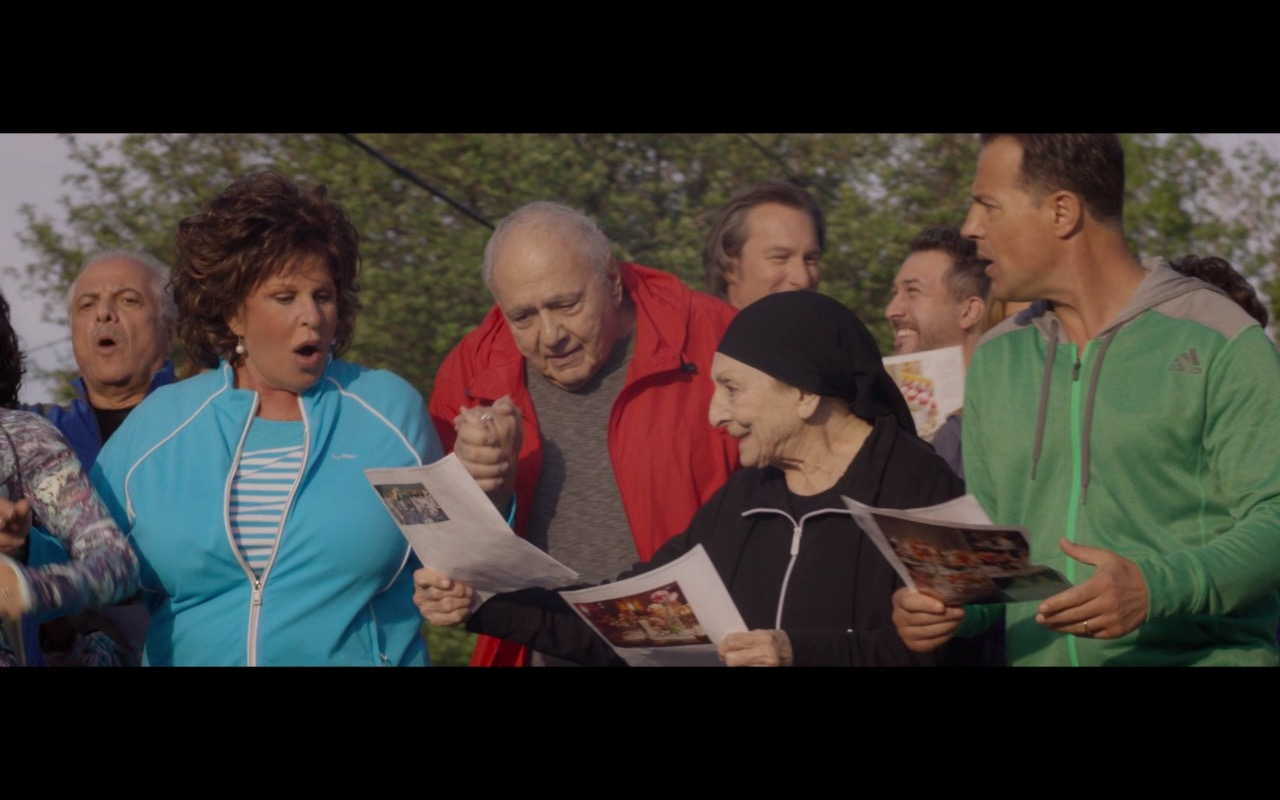 Adidas Men's Jacket - My Big Fat Greek Wedding 2 (2016) Movie Product Placement