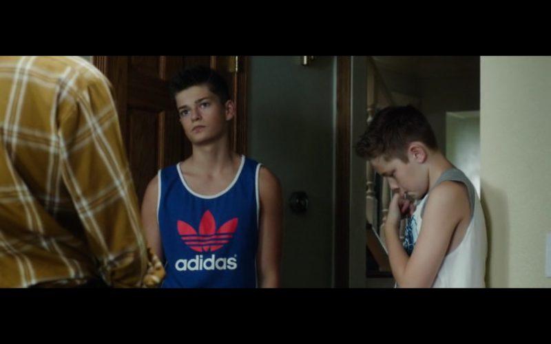 Adidas T-Shirt - Captain Fantastic (2016) Movie Product Placement