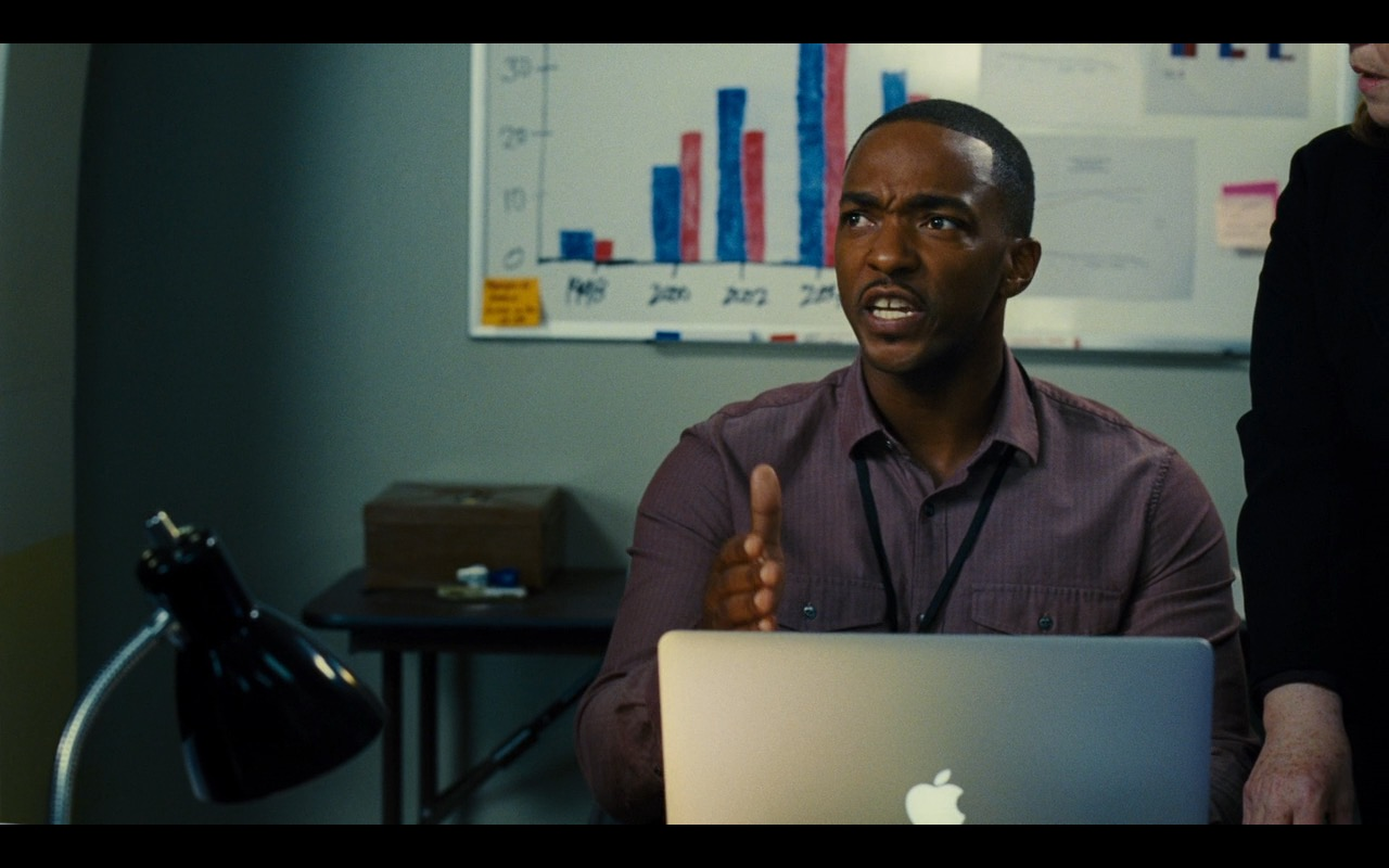 Apple MacBook Pro 15 – Our Brand Is Crisis (2015) Movie Product Placement