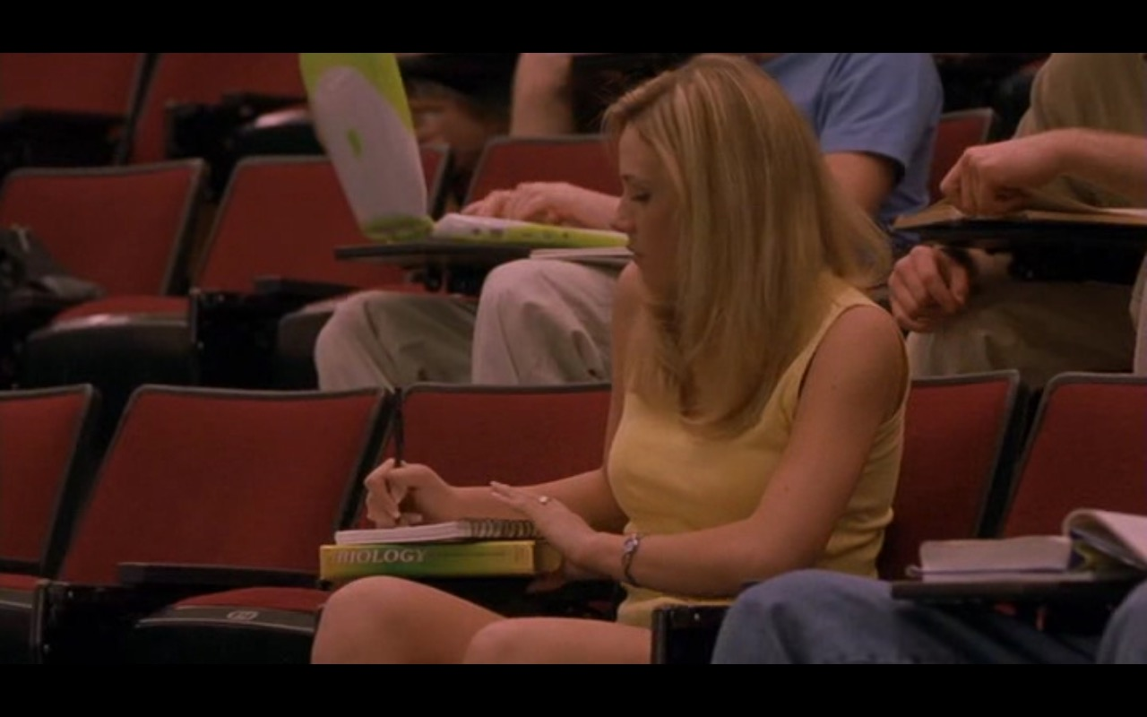 Apple iBook Notebook (Green) - American Pie 2 (2001) Movie Product Placement