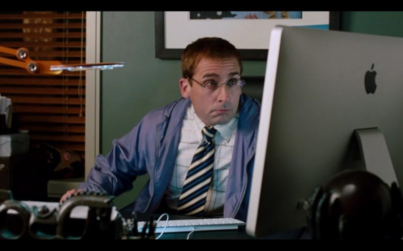 Apple iMac Computer – Dinner for Schmucks (1)