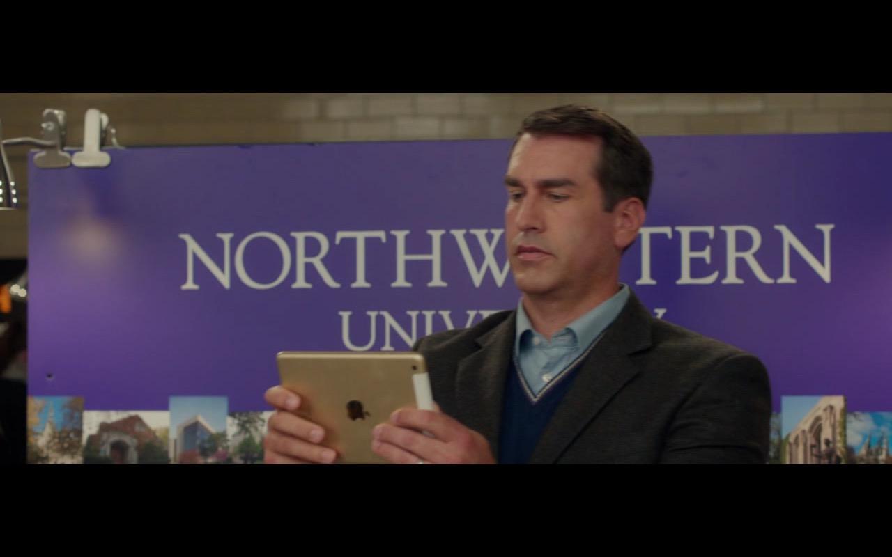 Apple iPad Mini (Gold) - My Big Fat Greek Wedding 2 (2016) Movie Product Placement