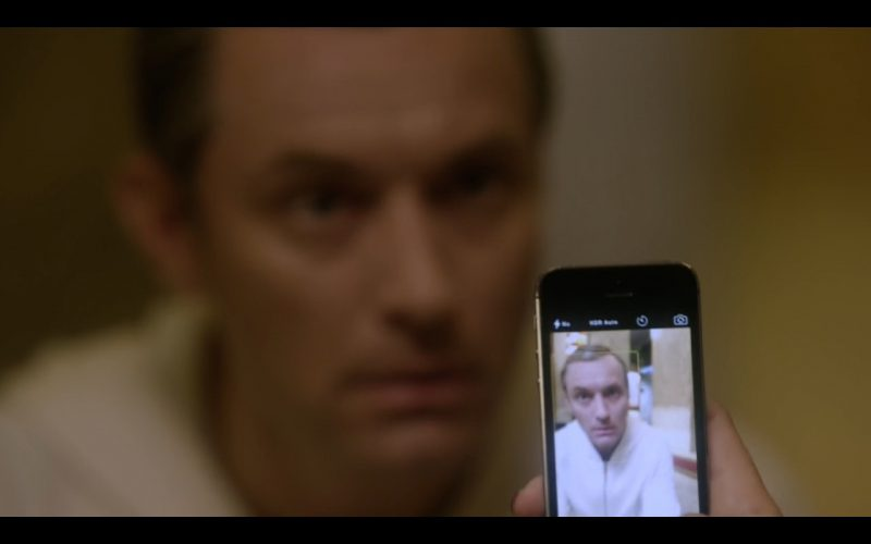 Apple iPhone 5 – The Young Pope (1)