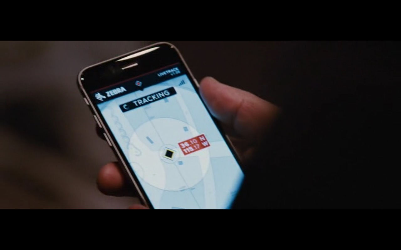 Apple iPhone 6/6s – Jason Bourne (2016) Movie Product Placement
