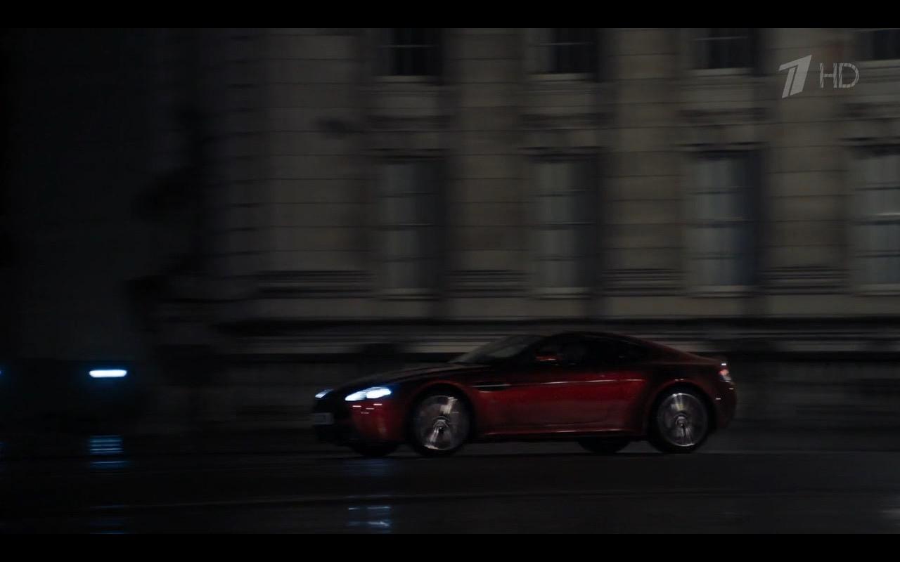 Aston Martin - Sherlock - TV Show Product Placement