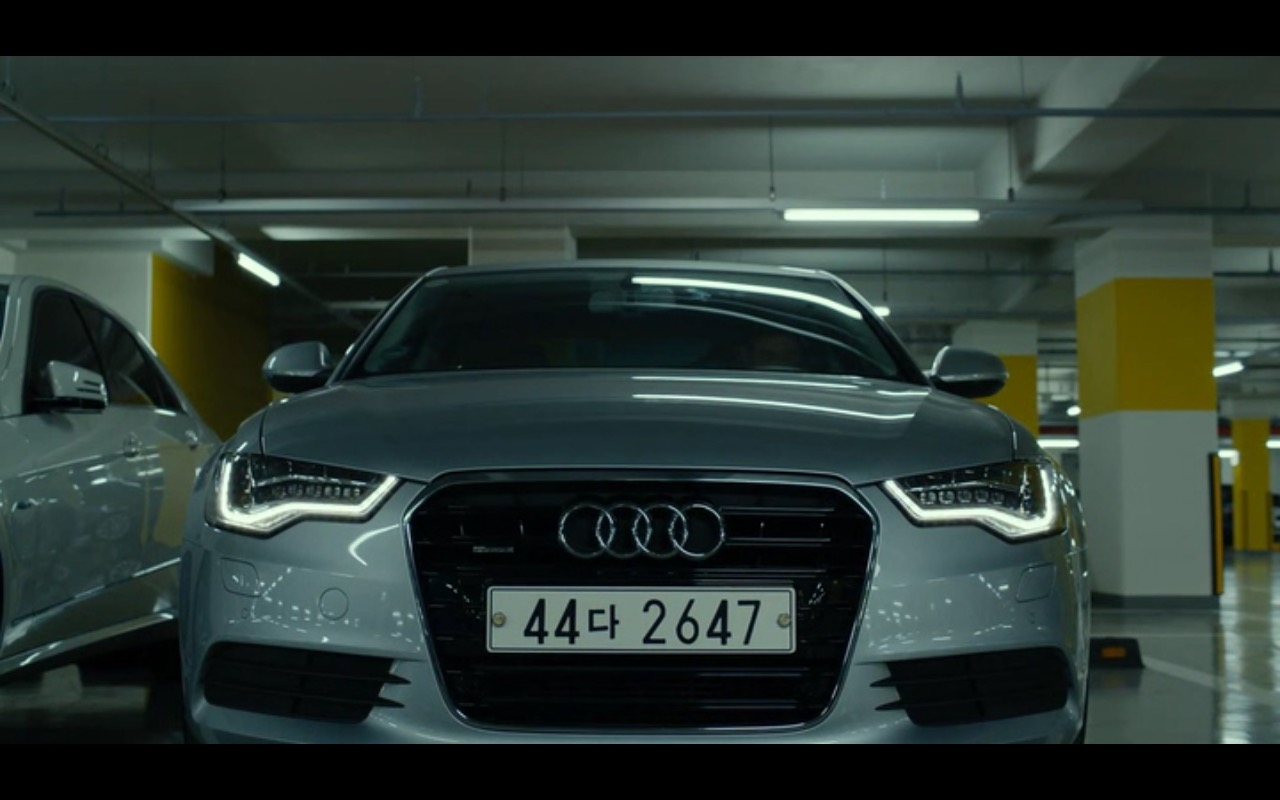 Audi A6 – Train To Busan (2016) Movie Product Placement