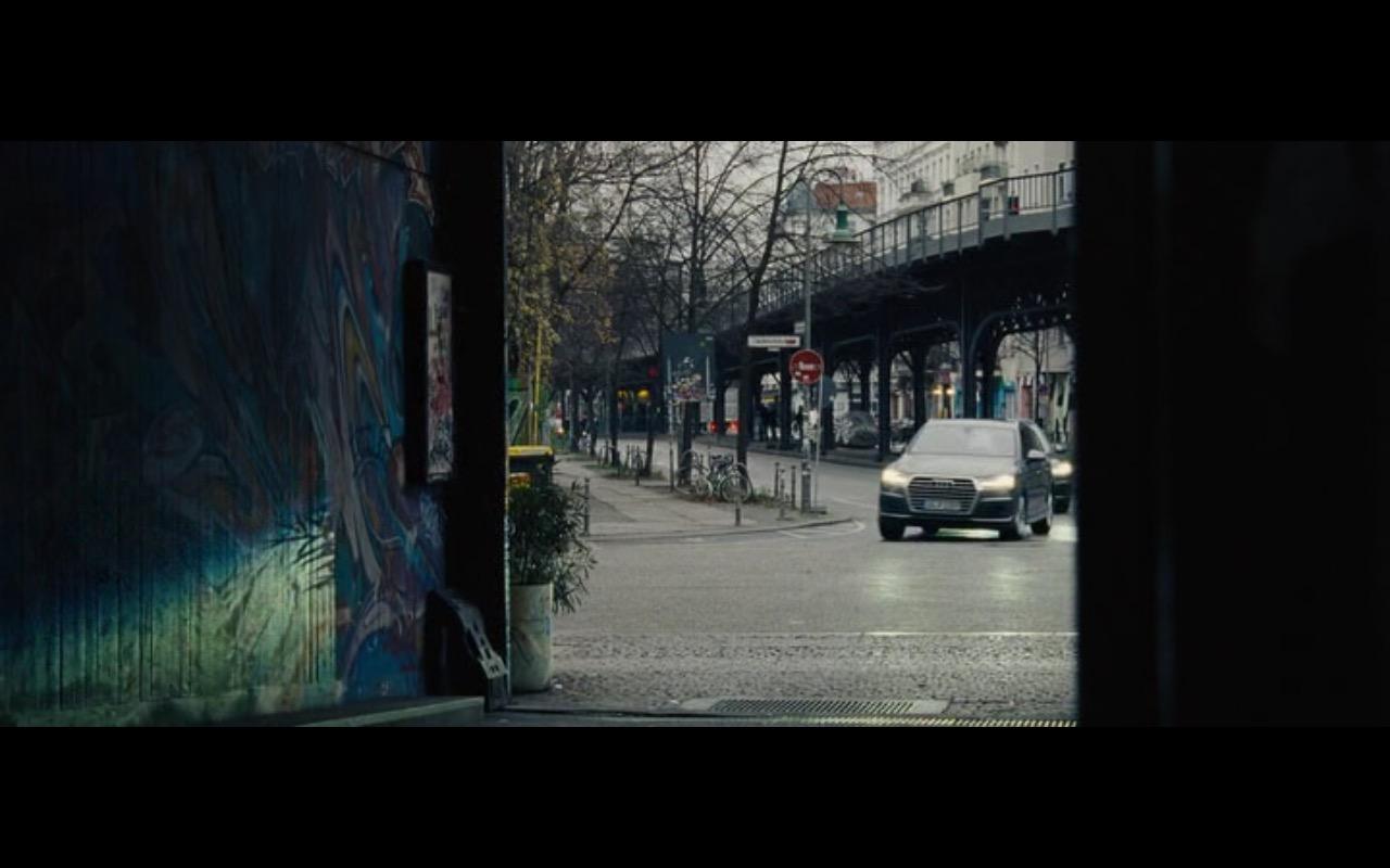 Audi Q7 – Jason Bourne (2016) Movie  Product Placement Review