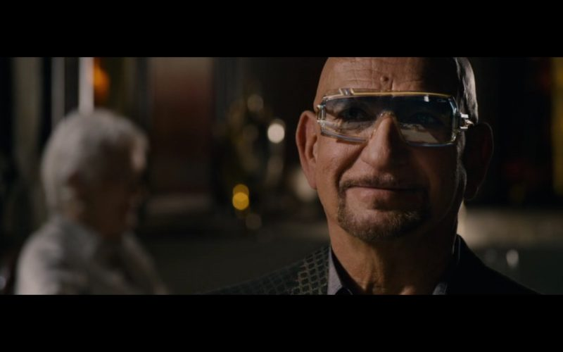 Ben Kingsley Cazal 858 Sunglasses (1)