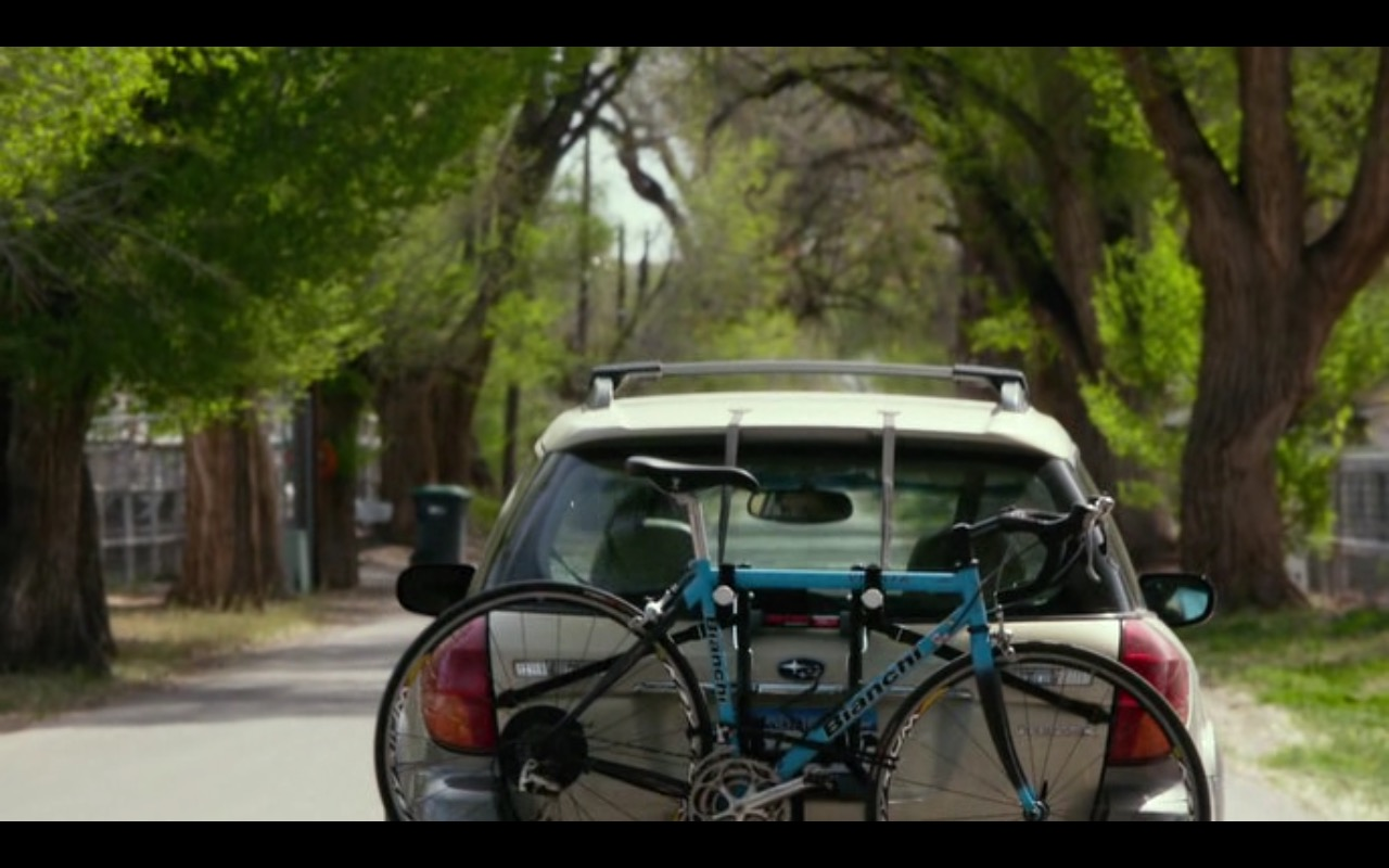 Bianchi Bicycle - Whiskey Tango Foxtrot (2016) Movie Product Placement