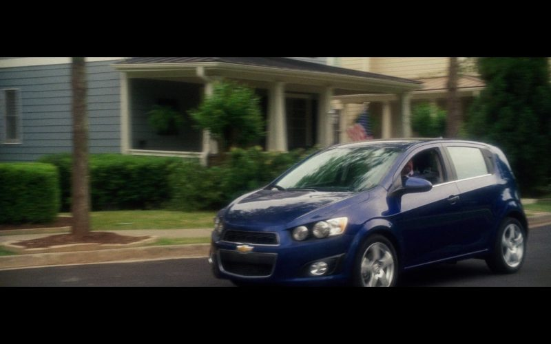 Blue Chevrolet Sonic LTZ – Keeping Up with the Joneses (1)