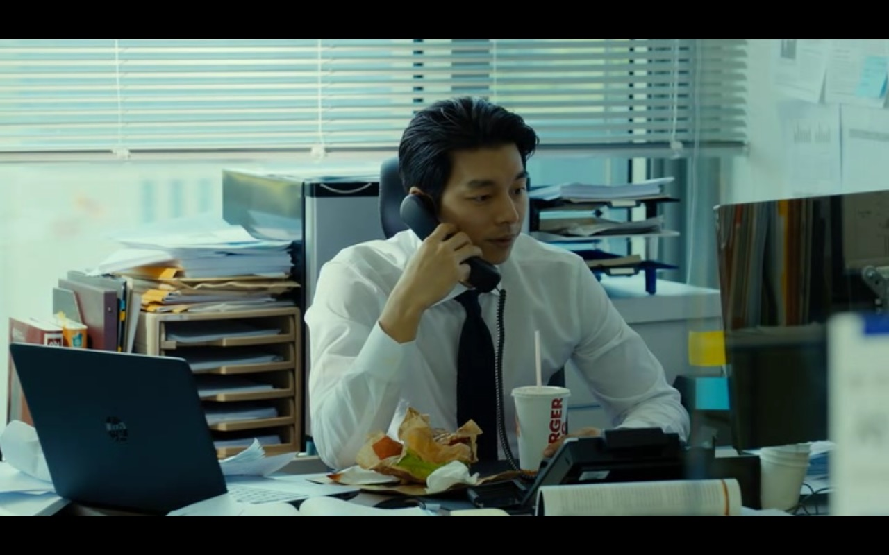 Burger King – Train To Busan (2016) Movie Product Placement
