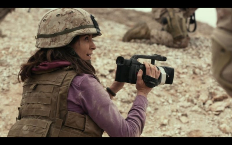 Canon Video Camera – Whiskey Tango Foxtrot (1)