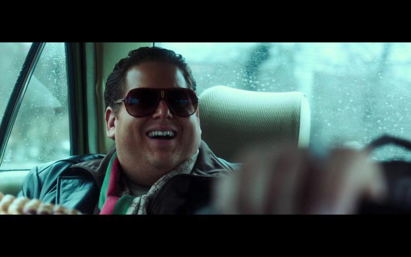 Carrera Safari Men's Sunglasses - War Dogs (2016) Movie Product Placement