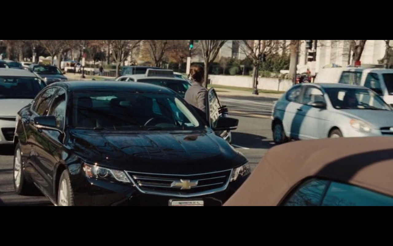 Chevrolet Impala – Jason Bourne (2016) Movie  Product Placement Review