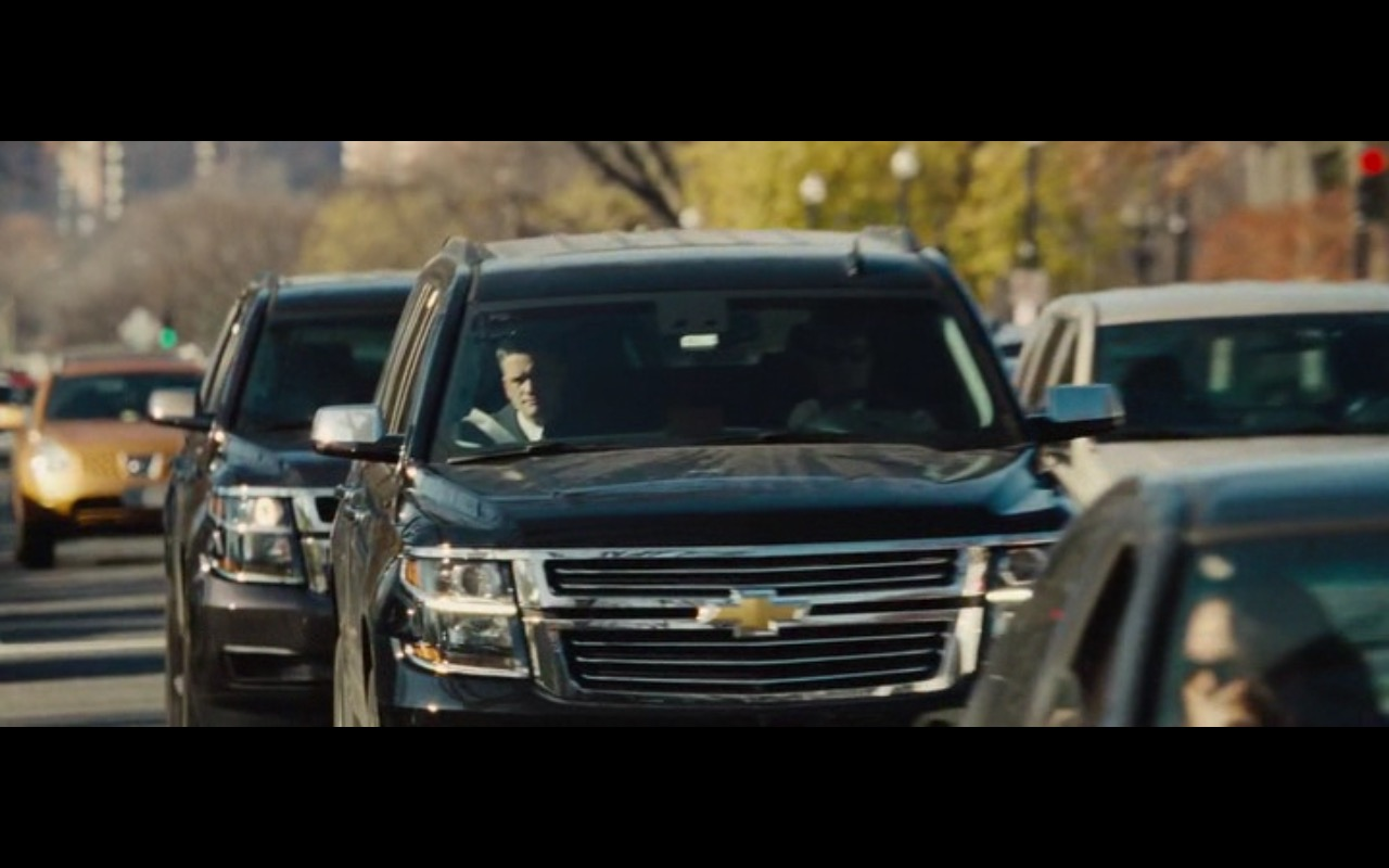 Chevrolet Tahoe – Jason Bourne (2016) Movie  Product Placement Review