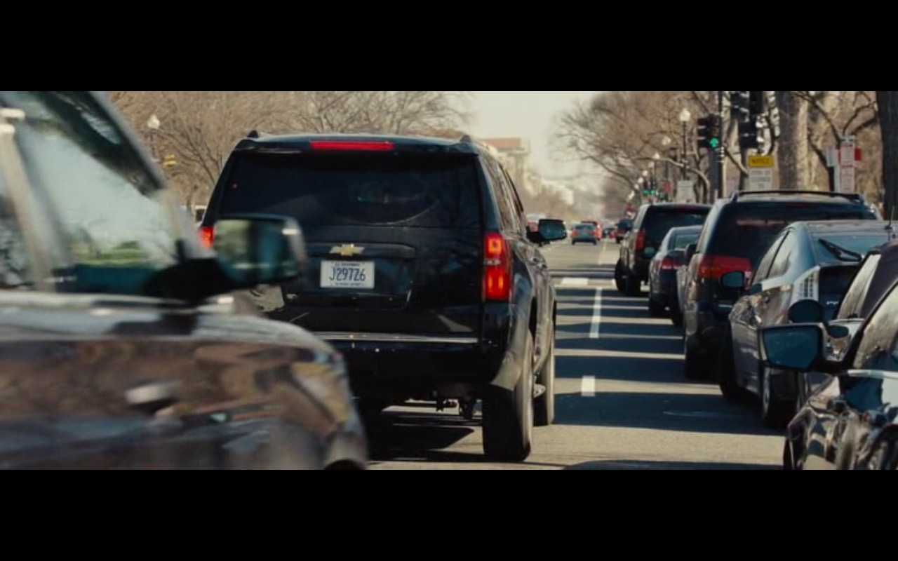Chevrolet Tahoe – Jason Bourne (2016) - Movie Product Placement
