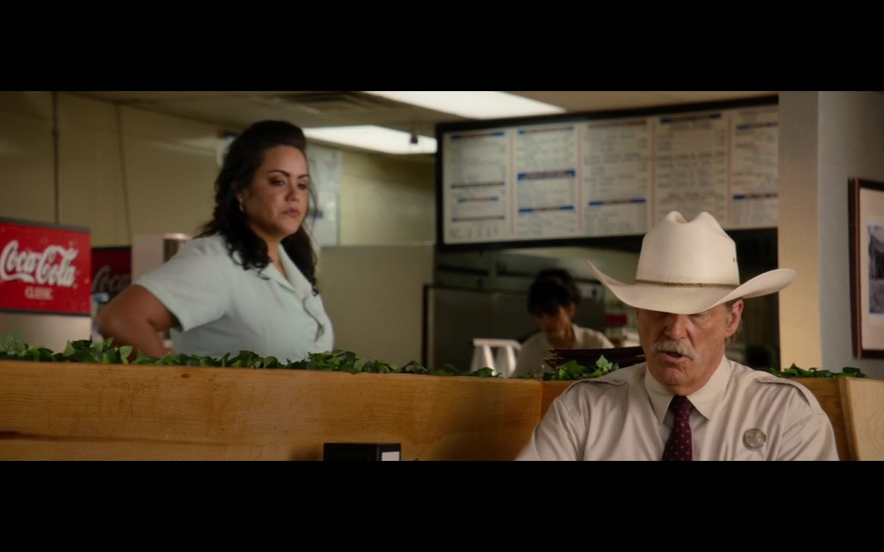 Coca-Cola – Hell or High Water (2016) Movie Product Placement