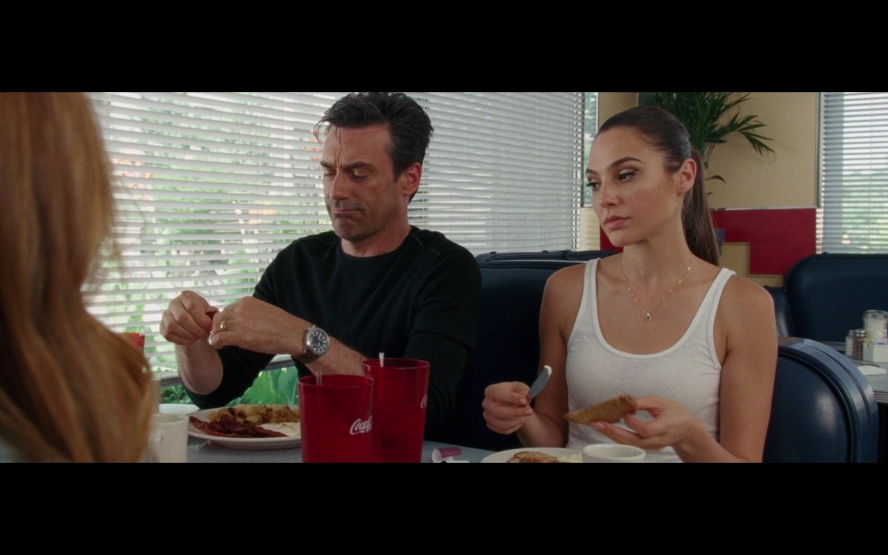 Coca-Cola – Keeping Up with the Joneses (2016) Movie Product Placement