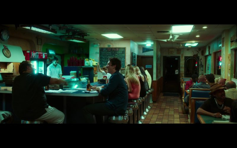 Coca-Cola – War Dogs (2016) Movie Product Placement