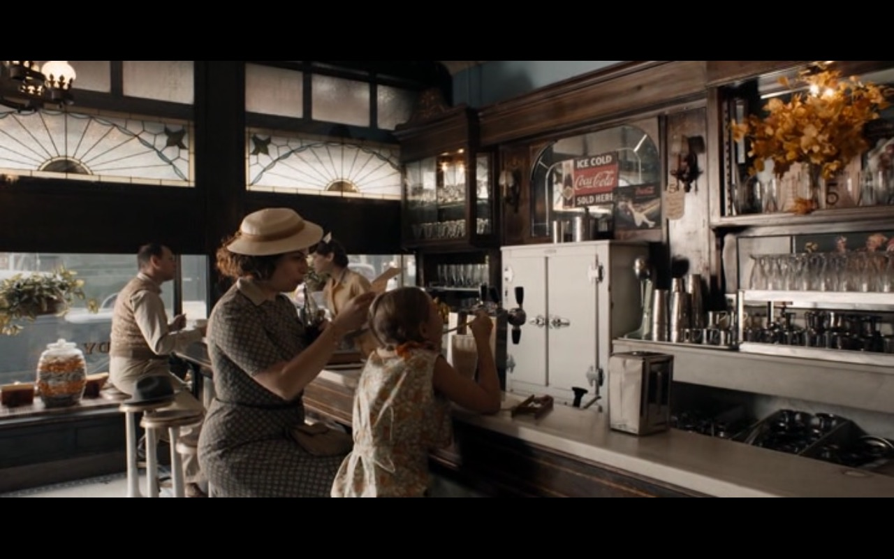 Coca-Cola - Café Society (2016) Movie Product Placement