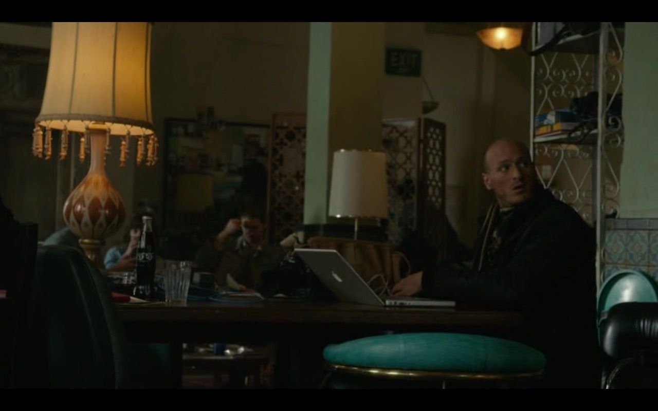 Coca-Cola And Apple MacBook Pro 15 – Whiskey Tango Foxtrot (2016) - Movie Product Placement