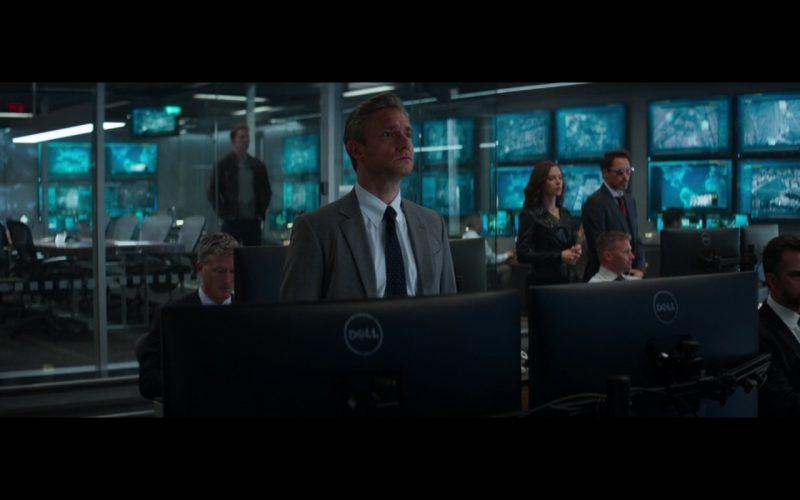 DELL Monitors – Captain America Civil War (1)
