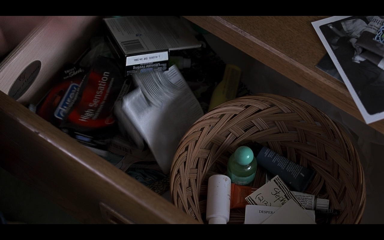 DUREX Condoms – American Pie (1999) Movie Product Placement