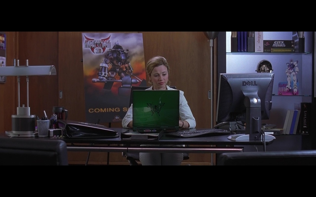 Dell Monitors – Grandma's Boy (2006) - Movie Product Placement
