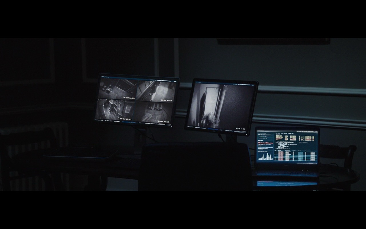 Dell Monitors – London Has Fallen (2016) - Movie Product Placement