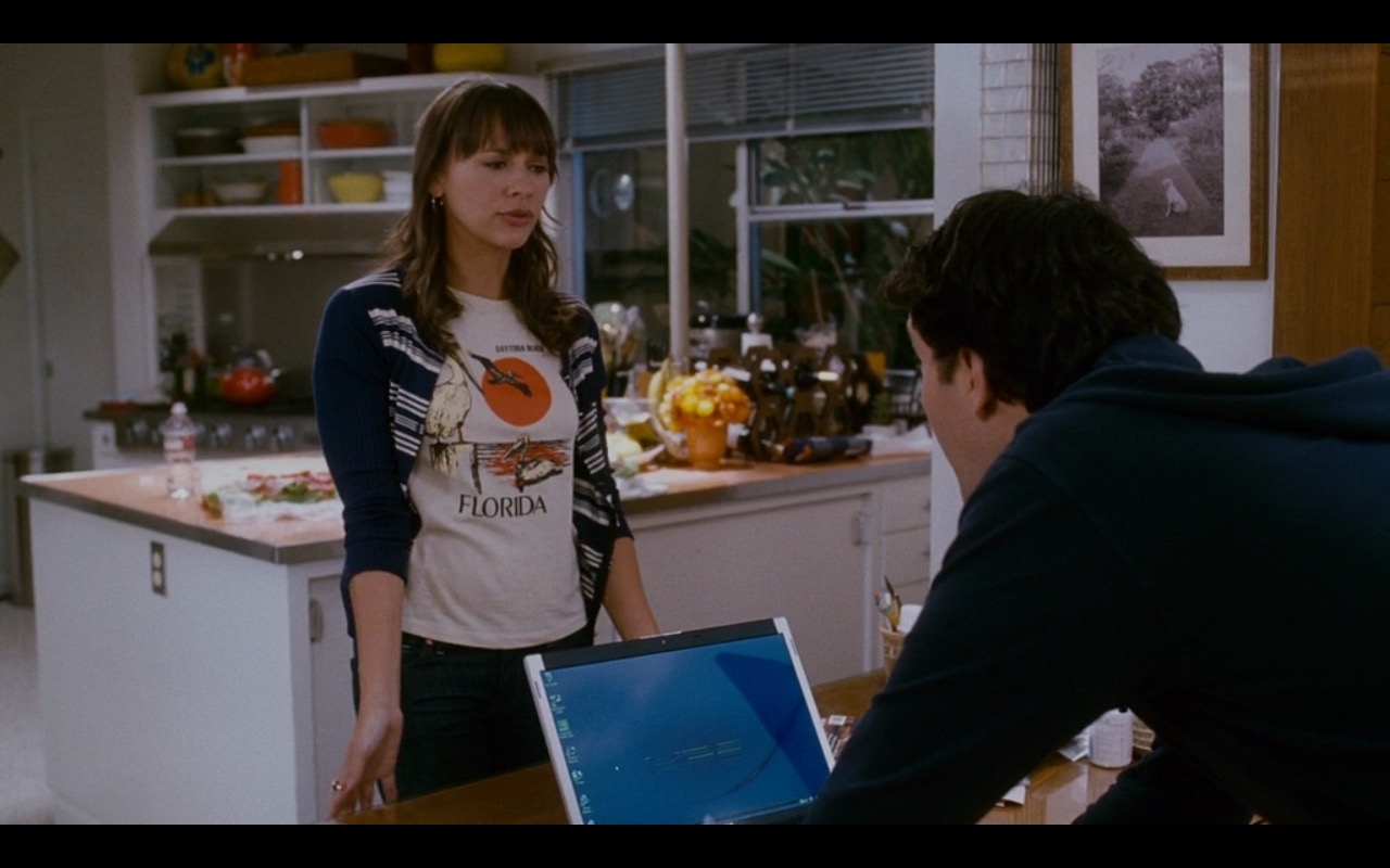 Dell Notebook – I Love You, Man (2009) - Movie Product Placement