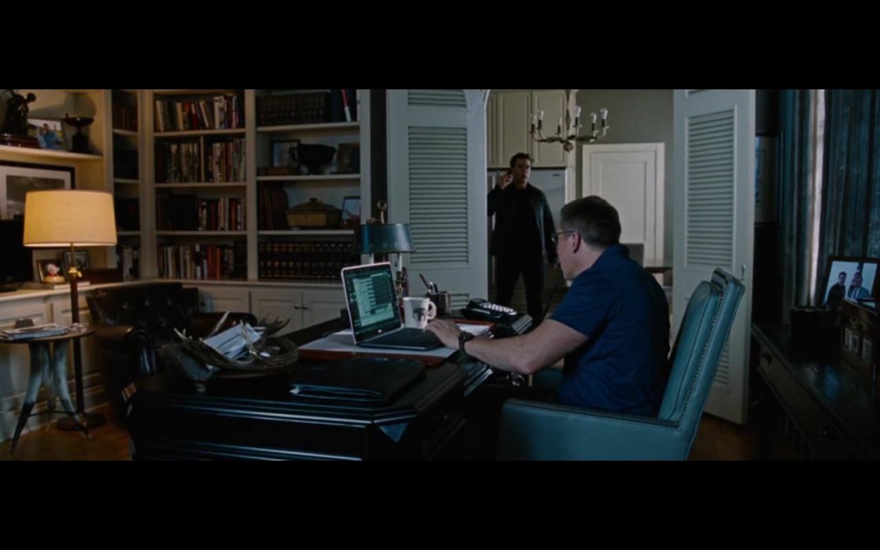 Dell Notebooks – Jack Reacher: Never Go Back (2016) Movie Product Placement