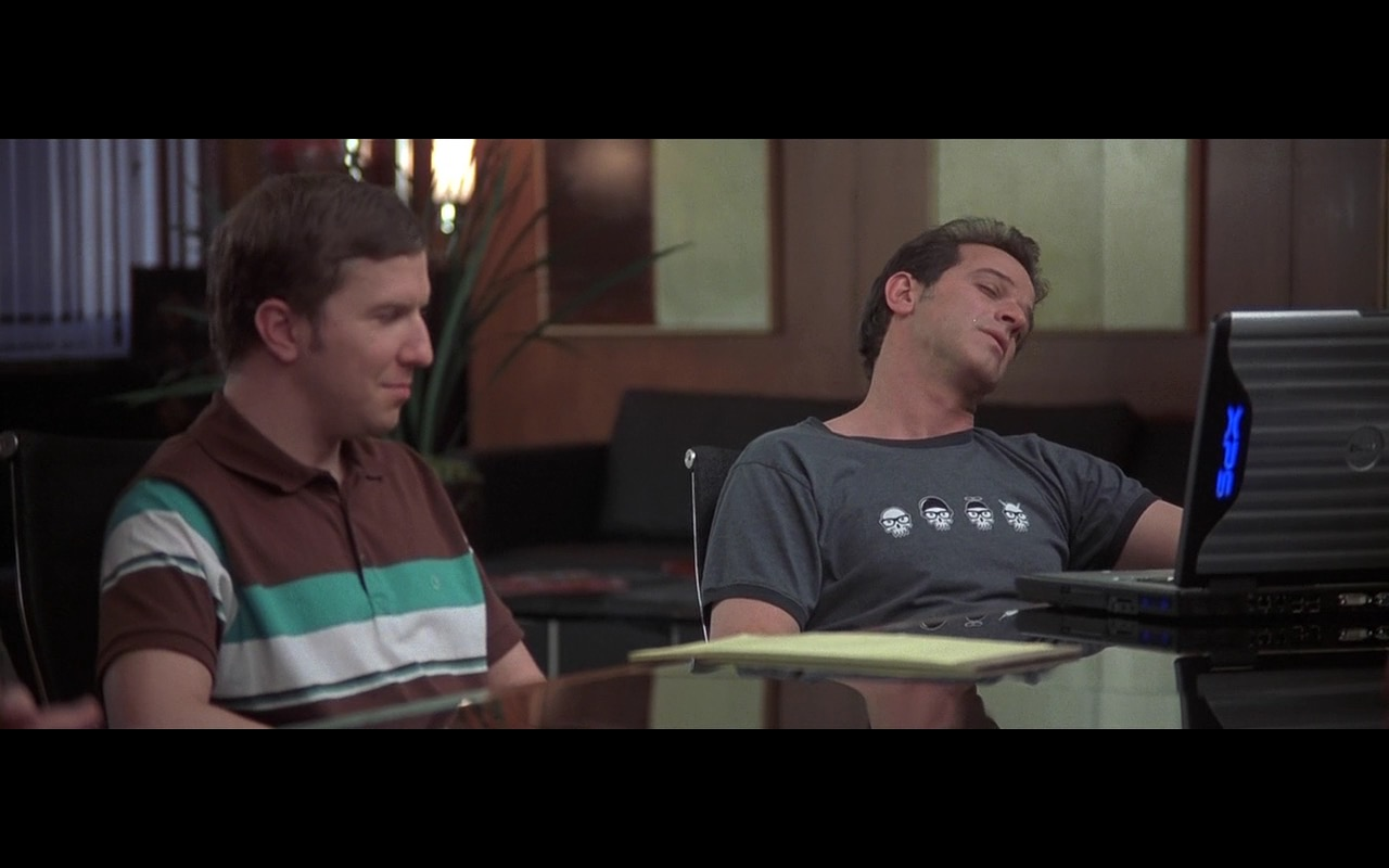 Dell XPS Notebooks – Grandma's Boy (2006) - Movie Product Placement