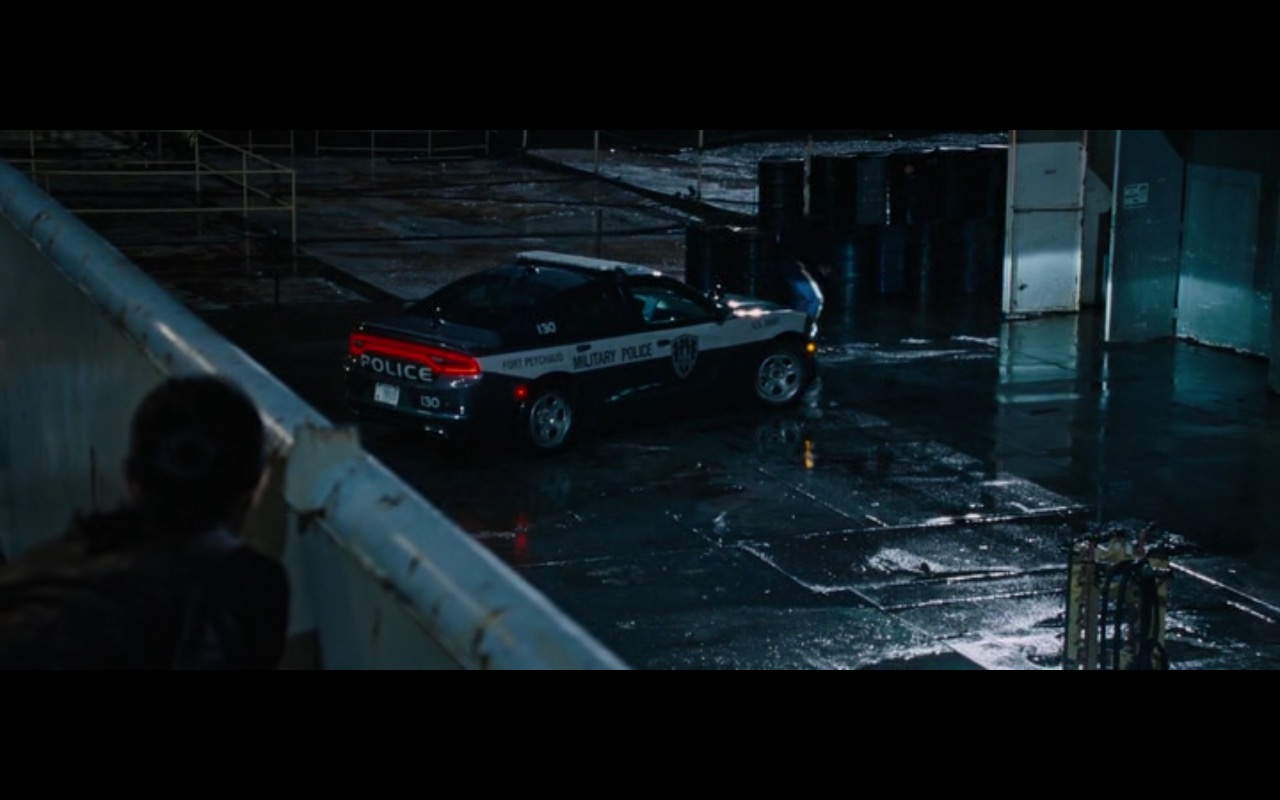 Dodge Charger  – Jack Reacher: Never Go Back (2016) Movie Product Placement