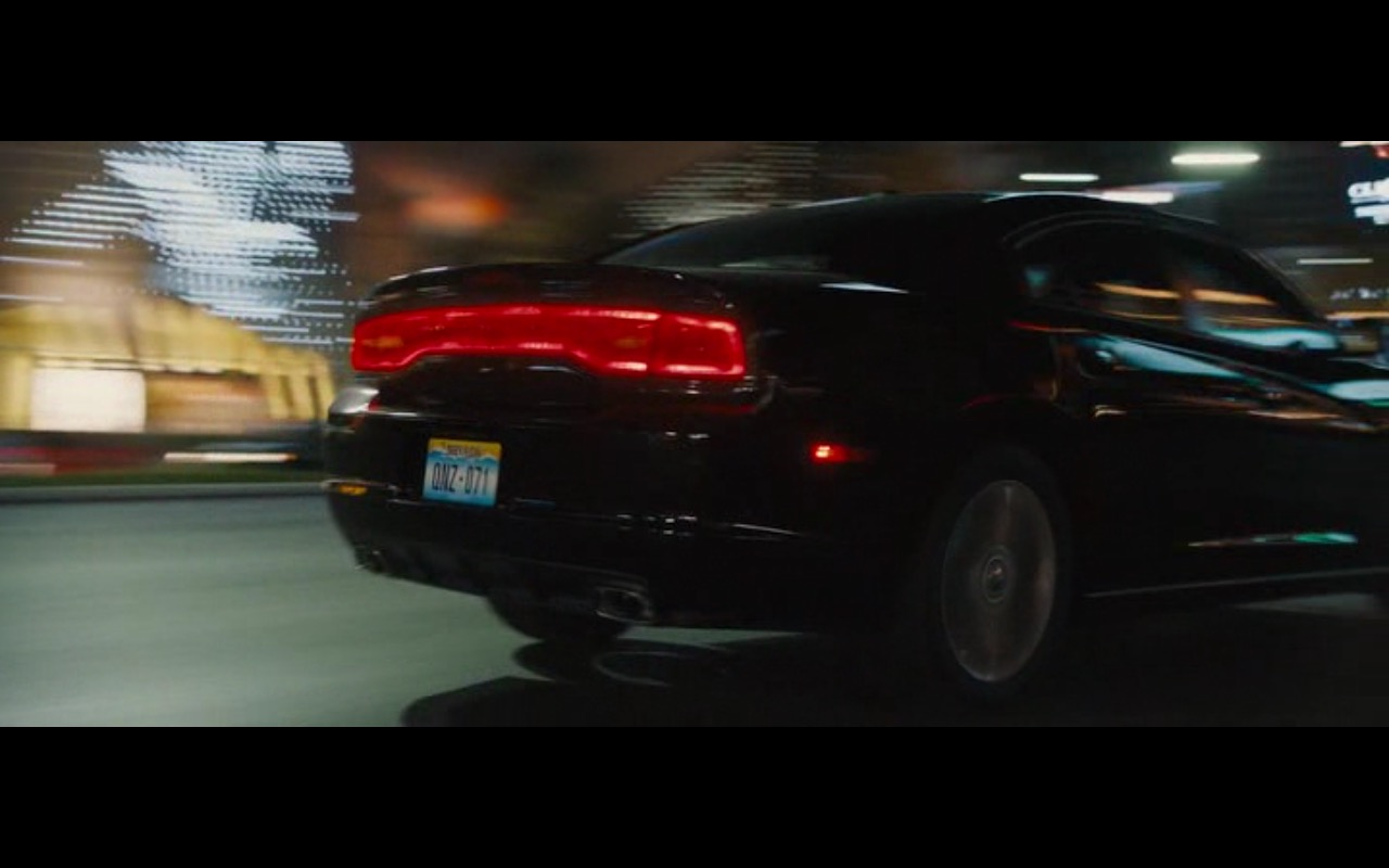 Dodge Charger – Jason Bourne (2016) Movie Product Placement