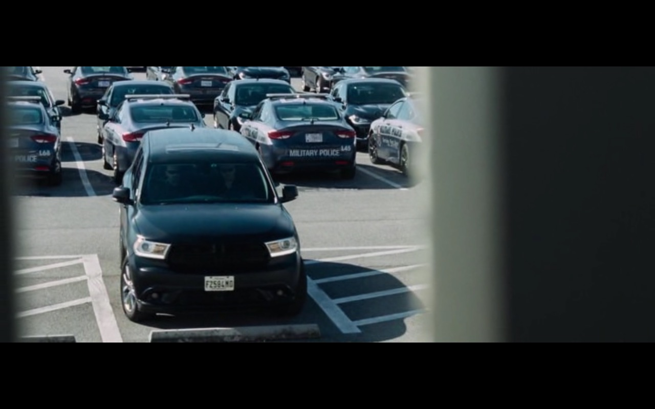 Dodge Durango – Jack Reacher: Never Go Back (2016) Movie Product Placement