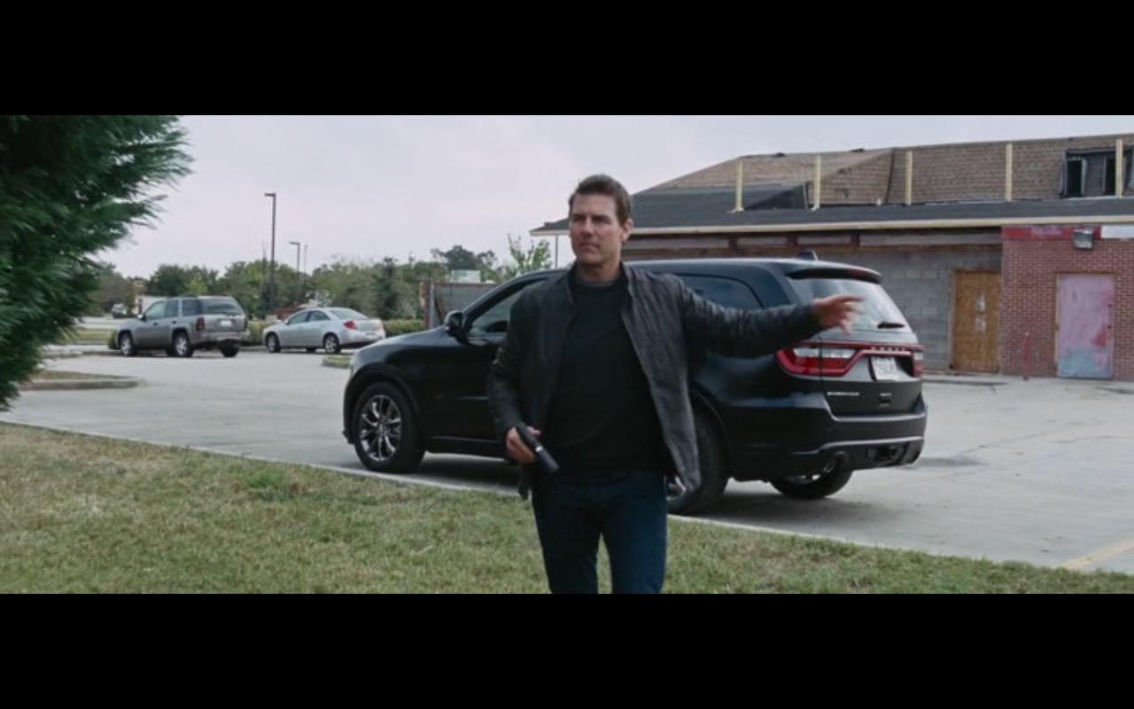Dodge Durango – Jack Reacher: Never Go Back (2016) Movie Product Placement
