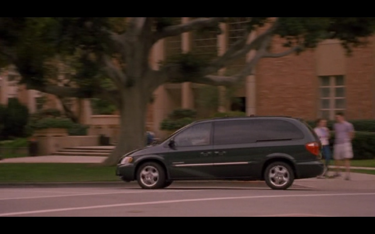 Dodge Grand Caravan - American Pie 2 (2001) Movie  Product Placement Review