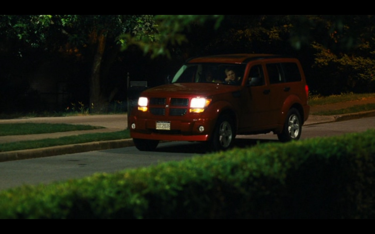 Dodge Nitro - American Reunion (2012) Movie  Product Placement Review