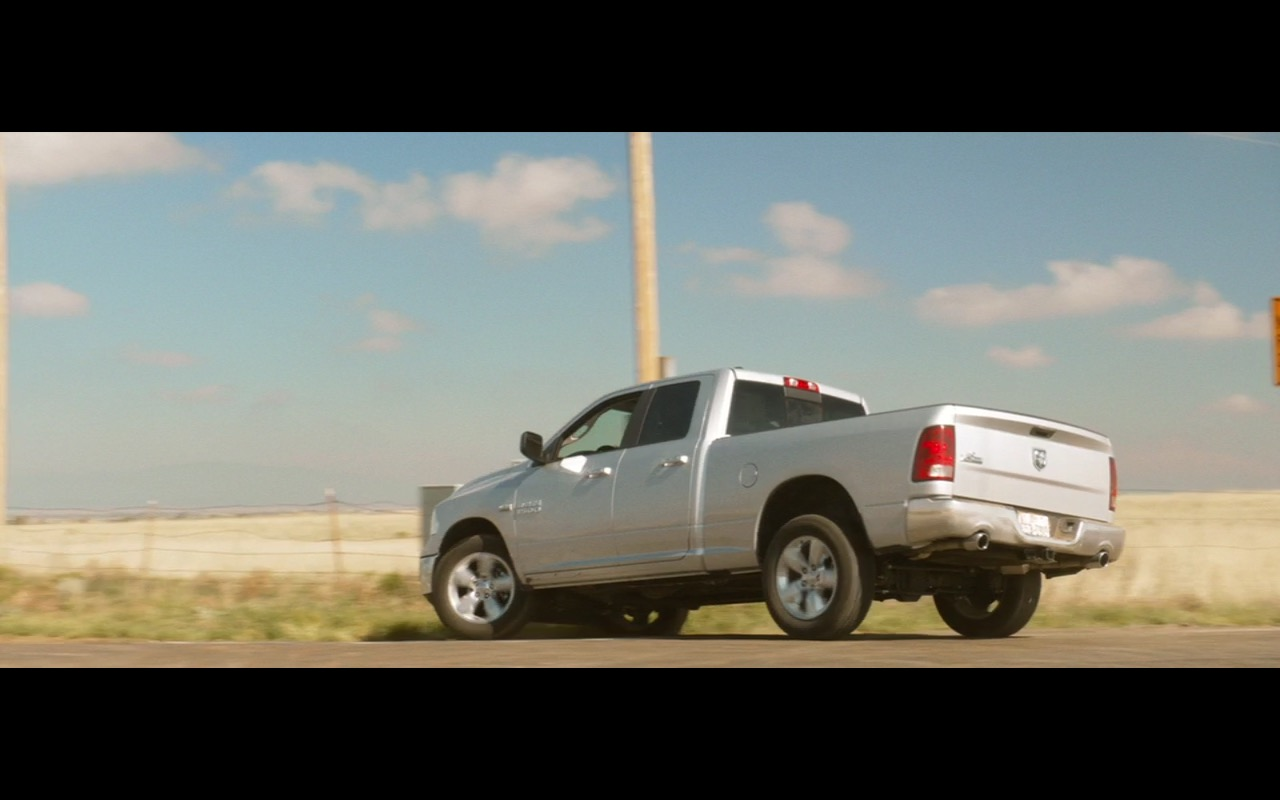 Dodge Ram 1500 - Hell or High Water (2016) Movie Product Placement
