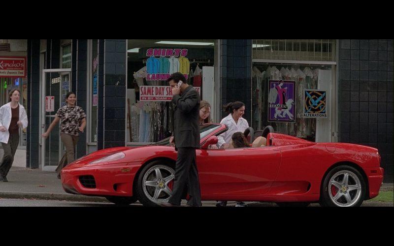 Ferrari 360 Spider – Two for the Money (1)