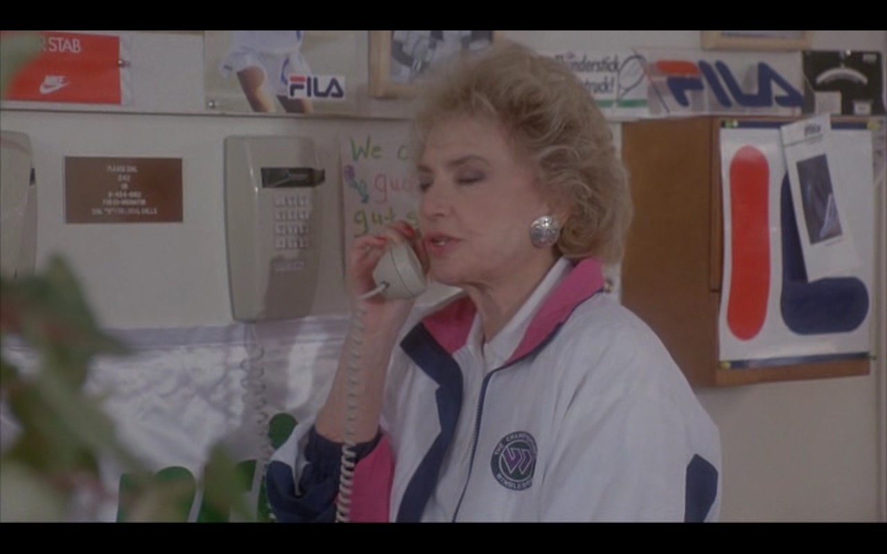 Fila And Nike – Taking Care of Business (1990) - Movie Product Placement