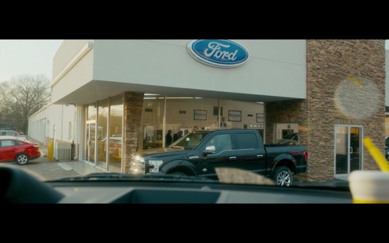 Ford – The Fundamentals of Caring (2016)