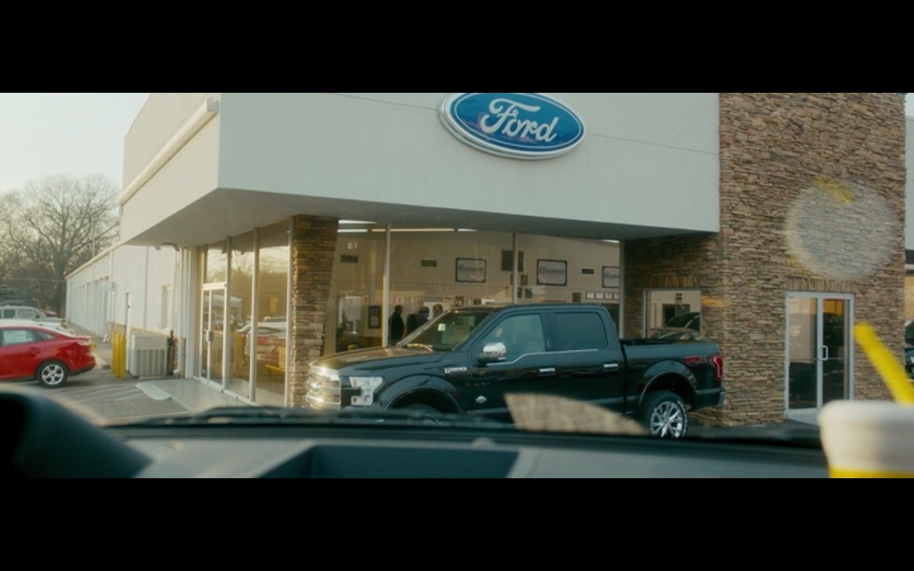 Ford - The Fundamentals of Caring (2016) - Movie Product Placement